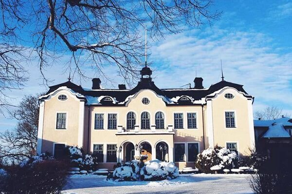 Johannesbergs Slott Julbord Pa