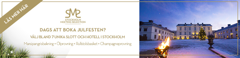 Stockholm Meeting Selection Julbord