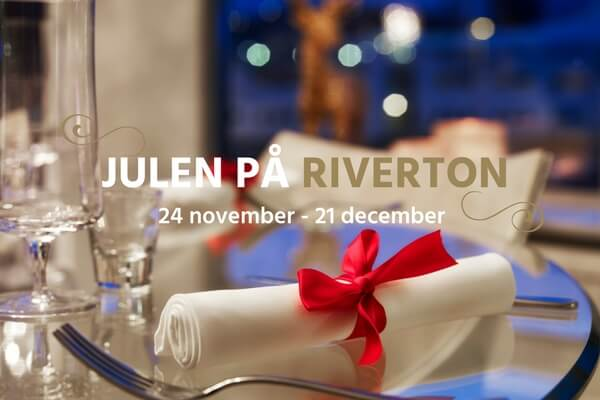 Hotel Rivertons Julbord