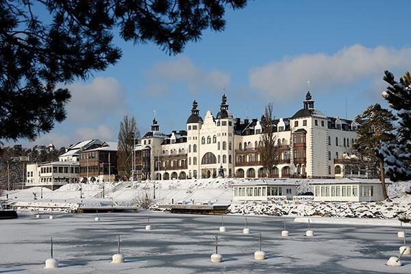 717999642fce Julbord på Grand Hotel Saltsjöbaden