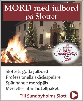 Sundbyholms Slott banner