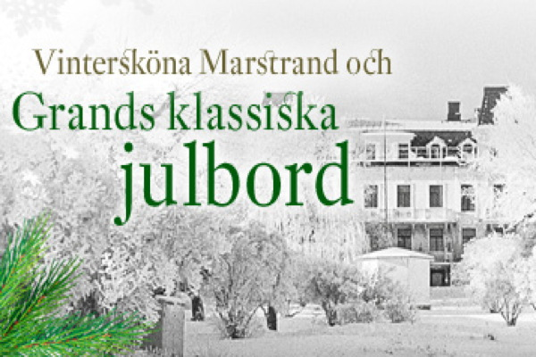 Grand Hotel Marstrands Julbord