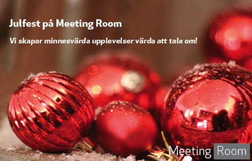 Meeting Rooms Julfest