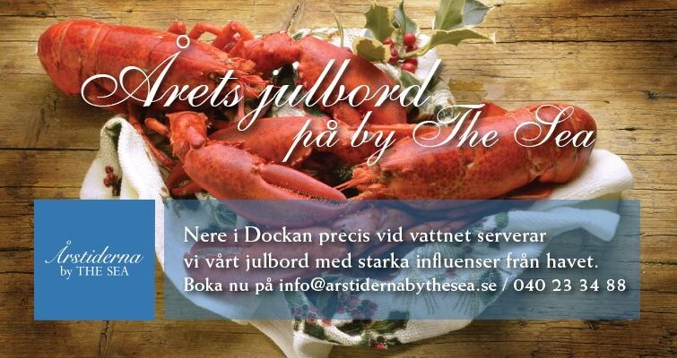 Julbord på Årstiderna by The Sea