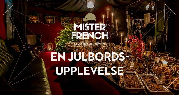 Mister French Julbord
