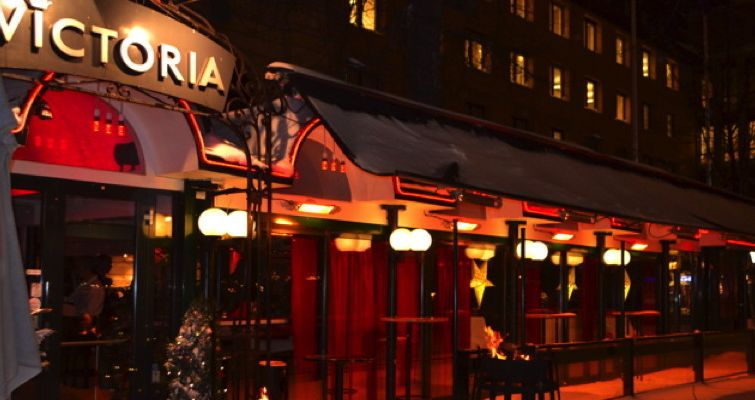 middag italienska daska i Stockholm