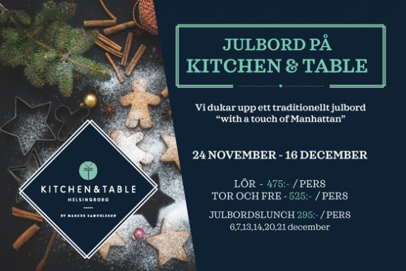 kitchen & table helsingborg helsingborg